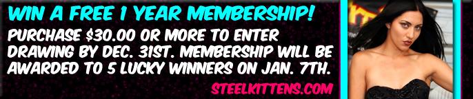 Win 1 yr Membership