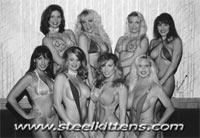 Vintage Women's Wrestling, SteelKittens.com
