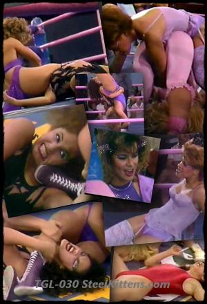 Vintage Ladies Wrestling, SteelKittens.com